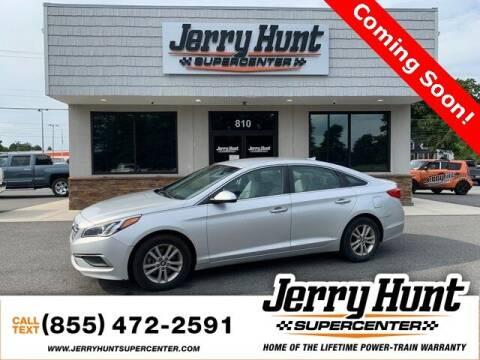 2017 Hyundai Sonata for sale at Jerry Hunt Supercenter in Lexington NC