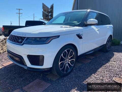 2019 Land Rover Range Rover Sport for sale at Modern Motorcars in Nixa MO