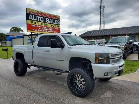 2013 Chevrolet Silverado 1500 for sale at Mox Motors in Port Charlotte FL
