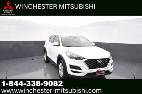 2020 Hyundai Tucson for sale at Winchester Mitsubishi in Winchester VA