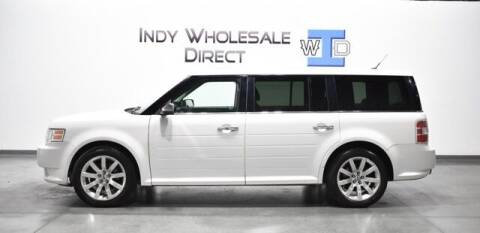 2009 Ford Flex for sale at Indy Wholesale Direct in Carmel IN