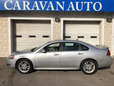 2011 Chevrolet Impala for sale at Caravan Auto in Cranston RI