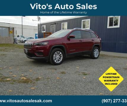 2020 Jeep Cherokee for sale at Vito's Auto Sales in Anchorage AK