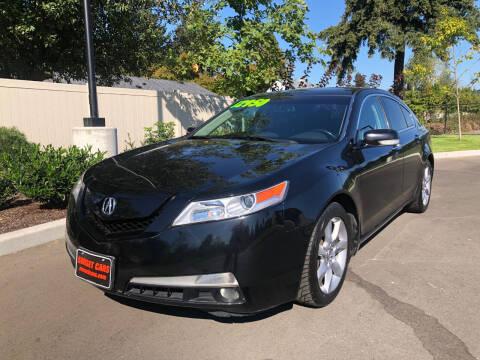 2010 Acura TL for sale at Matthews Motors LLC in Auburn WA