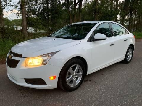 2015 Chevrolet Cruze for sale at Next Autogas Auto Sales in Jacksonville FL