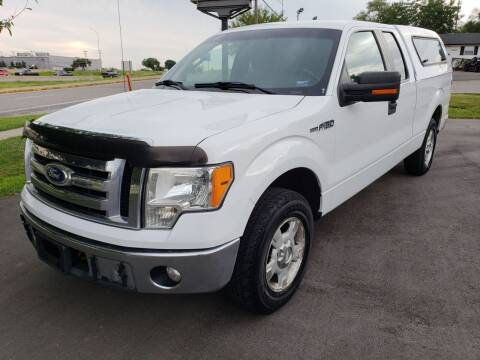 2011 Ford F-150 for sale at Auto Hub in Grandview MO