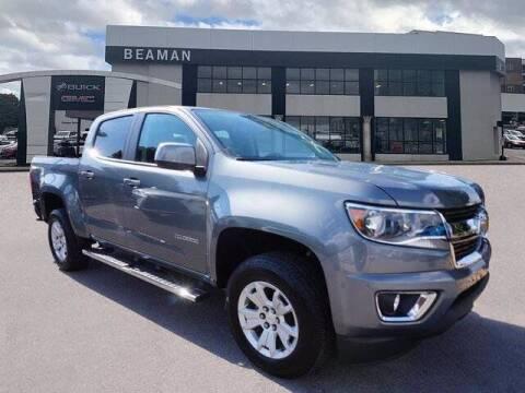 2019 Chevrolet Colorado for sale at BEAMAN TOYOTA - Beaman Buick GMC in Nashville TN