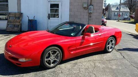 1999 Chevrolet Corvette for sale at JC Auto Sales Inc in Belleville IL