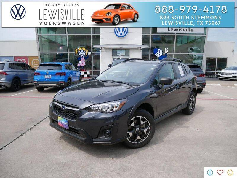 2018 Subaru Crosstrek for sale in Lewisville, TX