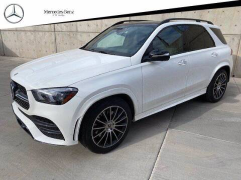 2020 Mercedes-Benz GLE for sale at Stephen Wade Pre-Owned Supercenter in Saint George UT