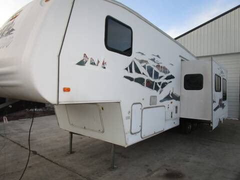 2006 Aspen F3200 for sale at DK Auto in Centerville SD