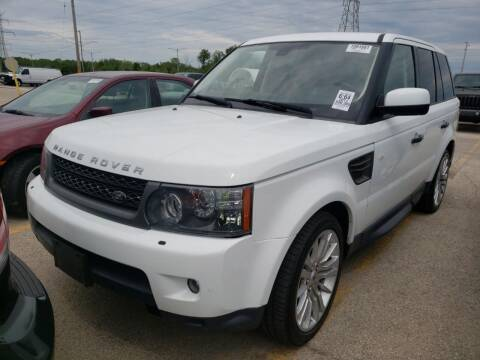 2011 Land Rover Range Rover Sport for sale at D&S IMPORTS, LLC in Strasburg VA