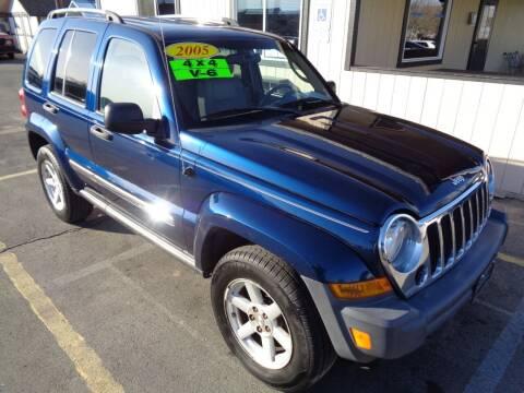 2005 Jeep Liberty for sale at BBL Auto Sales in Yakima WA