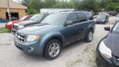 2011 Ford Escape for sale at Tates Creek Motors KY in Nicholasville KY