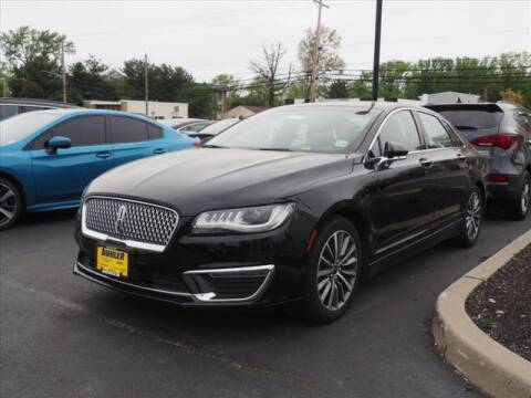 2017 Lincoln MKZ for sale at Buhler and Bitter Chrysler Jeep in Hazlet NJ