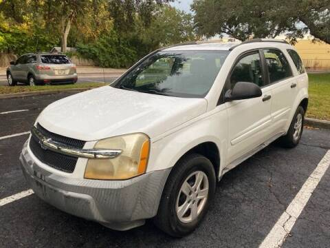 2005 Chevrolet Equinox for sale at Florida Prestige Collection in St Petersburg FL