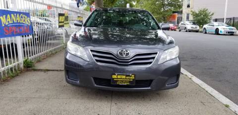 2011 Toyota Camry for sale at KING MOTORS AUTO SALES, INC in Newark NJ