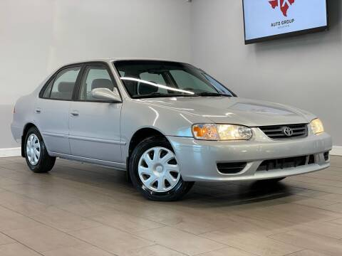 2001 Toyota Corolla for sale at TX Auto Group in Houston TX