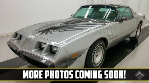 1979 Pontiac Firebird for sale at UNIQUE SPECIALTY & CLASSICS in Mankato MN