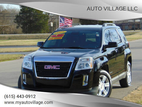 2015 GMC Terrain for sale at AUTO VILLAGE LLC in Lebanon TN
