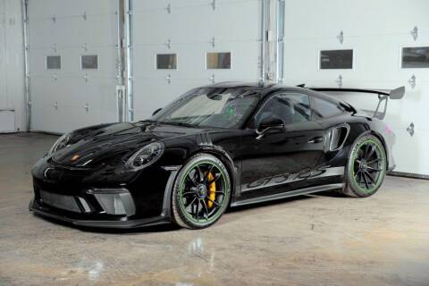 2019 Porsche 911 for sale at M.D.V. INTERNATIONAL AUTO CORP in Fort Lauderdale FL