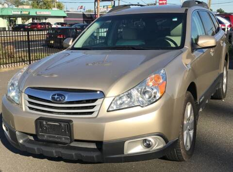 2010 Subaru Outback for sale at MAGIC AUTO SALES in Little Ferry NJ