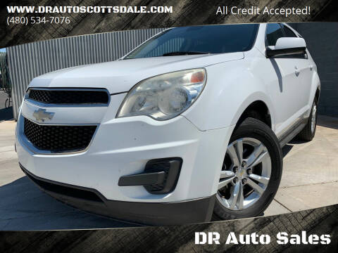 2014 Chevrolet Equinox for sale at DR Auto Sales in Scottsdale AZ