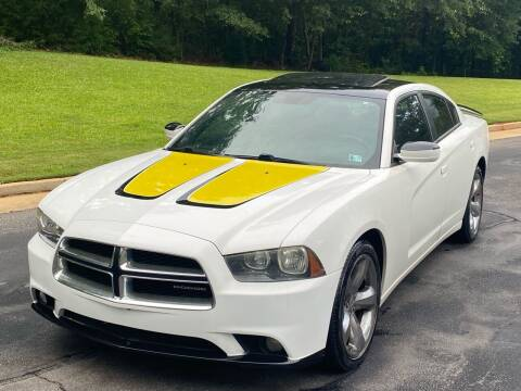 2012 Dodge Charger for sale at Top Notch Luxury Motors in Decatur GA
