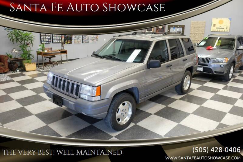 1998 Jeep Grand Cherokee for sale at Santa Fe Auto Showcase in Santa Fe NM