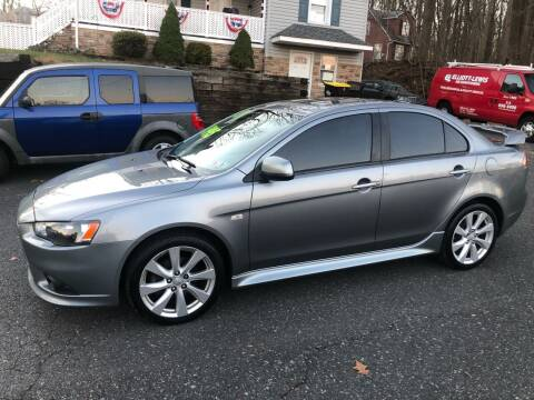 2012 Mitsubishi Lancer for sale at 22nd ST Motors in Quakertown PA
