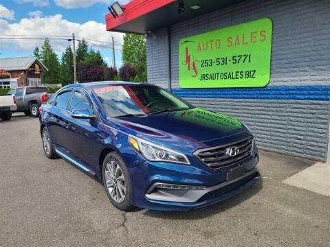 2015 Hyundai Sonata for sale at Vehicle Simple @ JRS Auto Sales in Parkland WA