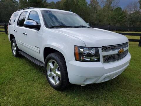 2013 Chevrolet Tahoe for sale at Bratton Automotive Inc in Phenix City AL