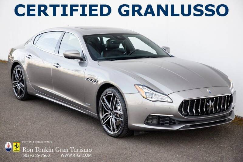 2020 Maserati Quattroporte for sale in Wilsonville, OR