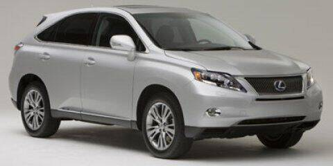 2011 Lexus RX 450h for sale at Millennium Auto Sales in Kennewick WA