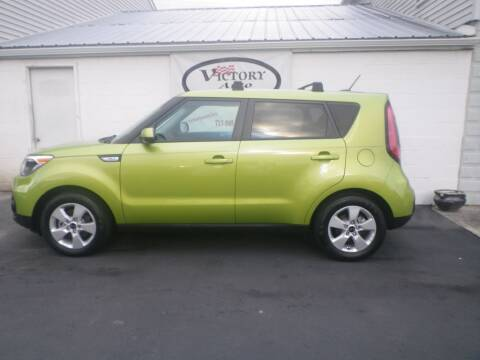 2019 Kia Soul for sale at VICTORY AUTO in Lewistown PA