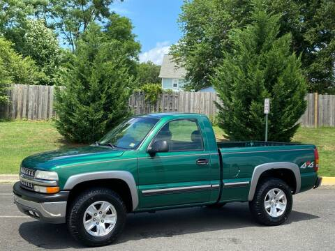1999 Chevrolet Silverado 1500 for sale at Superior Wholesalers Inc. in Fredericksburg VA