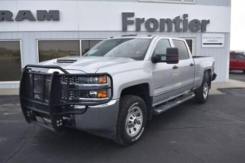 2019 Chevrolet Silverado 3500HD for sale at Frontier Motors Automotive, Inc. in Winner SD