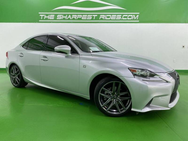 2015 Lexus IS 250 for sale in Englewood, CO