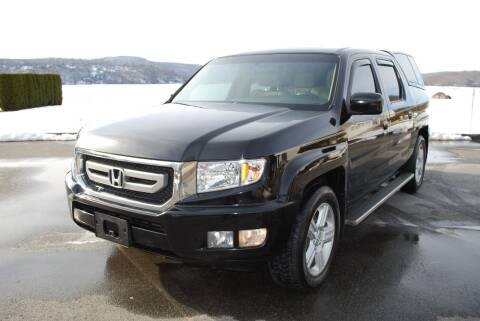 2010 Honda Ridgeline for sale at New Milford Motors in New Milford CT