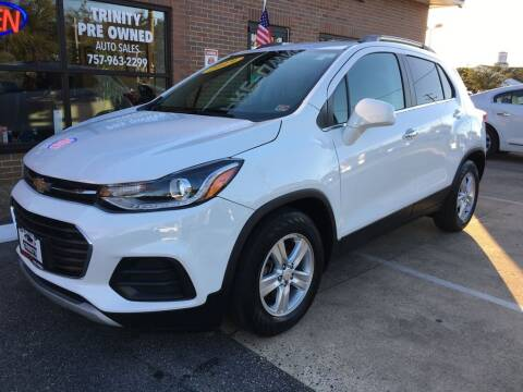 2019 Chevrolet Trax for sale at Bankruptcy Car Financing in Norfolk VA