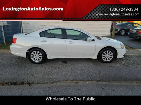 2012 Mitsubishi Galant for sale at LexingtonAutoSales.com in Lexington NC