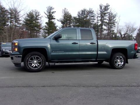2014 Chevrolet Silverado 1500 for sale at Mark's Discount Truck & Auto Sales in Londonderry NH