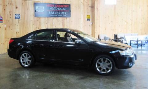2008 Lincoln MKZ for sale at Boone NC Jeeps-High Country Auto Sales in Boone NC