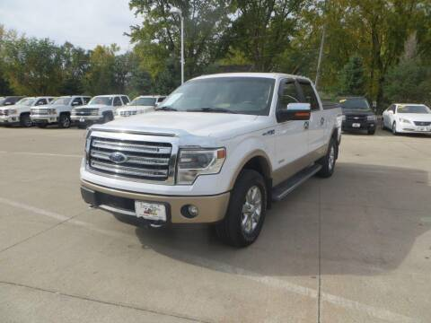 2013 Ford F-150 for sale at Aztec Motors in Des Moines IA