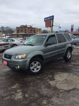 2006 Ford Escape Hybrid for sale at Big Bills in Milwaukee WI