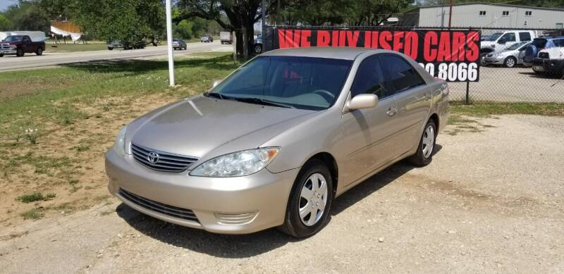 2006 Toyota Camry for sale at STX Auto Group in San Antonio TX
