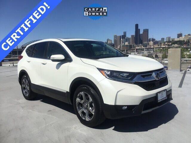 2018 Honda CR-V for sale in Seattle, WA
