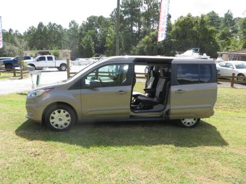 2019 Ford Transit Connect Wagon for sale at Ward's Motorsports in Pensacola FL