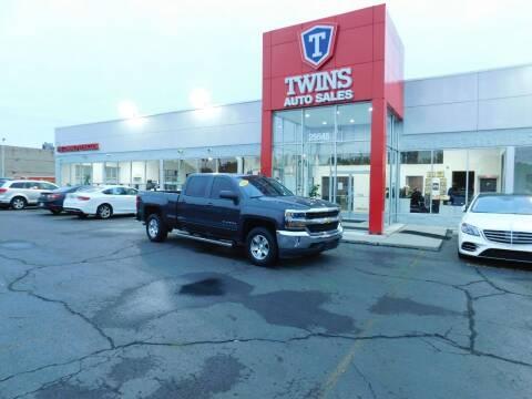 2016 Chevrolet Silverado 1500 for sale at Twins Auto Sales Inc Redford 1 in Redford MI
