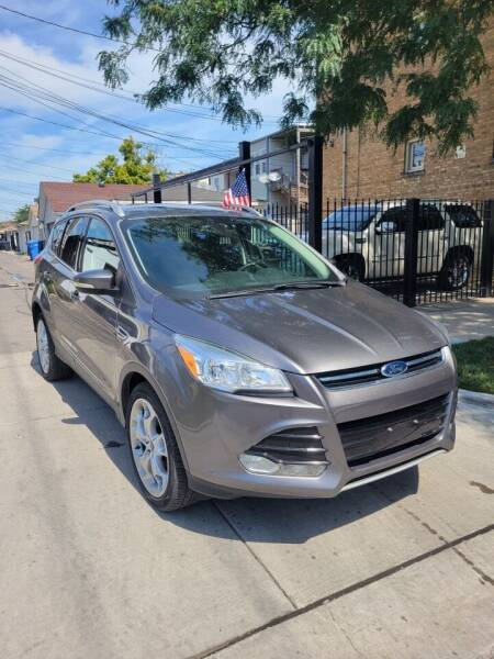 2014 Ford Escape for sale at MACK'S MOTOR SALES in Chicago IL